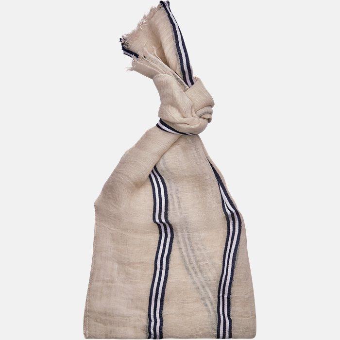 Tørklæder - Hvid